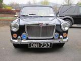 1969 MG 1300 Blue Conor O Brien