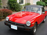 1978 MG Midget MkIII