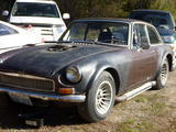 1968 MG MGB GT V8 Conversion