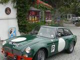 1967 MG MGC GTS