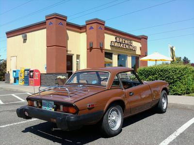 1980 Triumph Spitfire 1500 TFVDW2AT005623 Registry The AutoShrine Network
