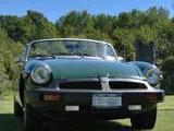 1976 MG MGB MkIII