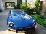 1974 Jaguar E Type Convertible