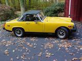 1978 MG J Type Midget