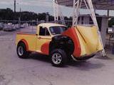1948 Morris Minor Yellow Red Myrone Bagalay
