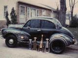 1948 Morris Minor Black Marble Myrone Bagalay