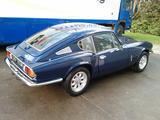 1974 Triumph GT6 MkIII French Blue nigel smyth