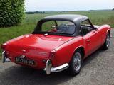 1966 Triumph Spitfire MkII Red Signal Daniel d