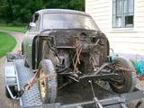 1954 MG Magnette ZA Black Harald Sonesson