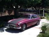 1969 MG MGB GT