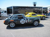 1973 MG MGB Racecar Dark BRG Sandy Washburn