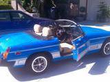 1979 MG MGB Pageant Blue 15231 Drew Bertola
