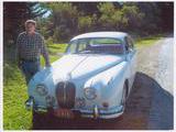 1960 Jaguar Mark 2