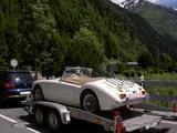 1961 MG MGA MkII