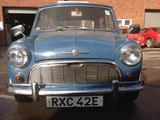 1967 Mini MkI Blue Martin Lane