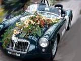 1955 MG MGA 1500 BRG Giovanni Delicio