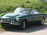 1968 MG MGC Dark BRG Christophe Jacquot