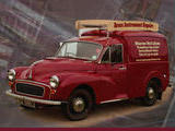 1970 Morris Minor 1000 Van