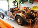 1950 MG TD BRG Rust John Anderson