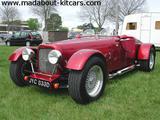 1966 MG TC