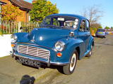 1965 Morris Minor 1000 Saloon 4 door