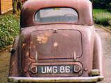 1950 MG Y Type Saloon