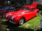 1952 Jaguar XK120 Red Ron Laurie
