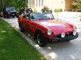 1975 MG MGB MkIII