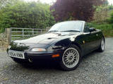 1992 Mazda MX 5 Brilliant Black Jonny Kermode