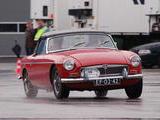 1965 MG MGB MkII
