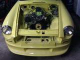 1981 MG MGB V6 Conversion