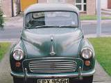 1969 Morris Minor 1000 Saloon 4 door