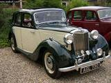 1948 MG Y Type Saloon