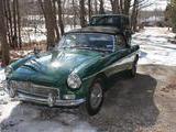 1962 MG MGB MkI