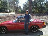 1978 MG MGB Gloss Red brandon herndon