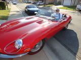 1970 Jaguar E Type Convertible