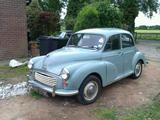 1948 Morris Minor 1000 Dove Grey Ben Dykstra