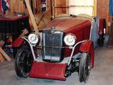 1932 MG F type Magna Primer John Morris