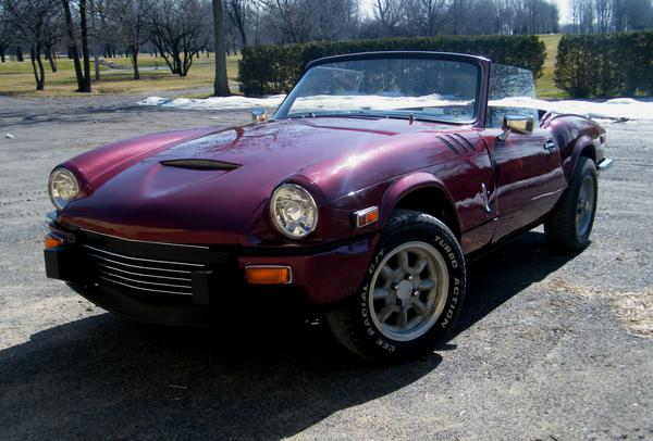 maybe turbo or supercharger? : Spitfire & GT6 Forum : Triumph