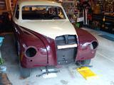 1958 MG Magnette ZB Varitone