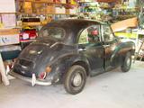 1955 Morris Minor Series II