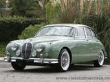 1961 Jaguar Mark 2