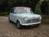 1963 Mini Cooper S