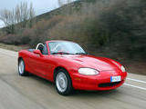 1999 Mazda MX 5 Red Alfredo Rueda