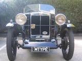1929 MG Midget Black Keith Williams