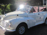 1965 Morris Minor 1000 Tourer