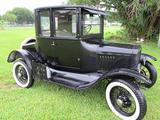 1924 Ford Model T Black Jerry Whitfield