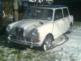 1967 Wolseley Hornet White Mick Coxon