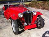 1947 MG C Type Midget