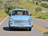 1988 Trabant 601 Standard Limousine Blue Flavio Gomes